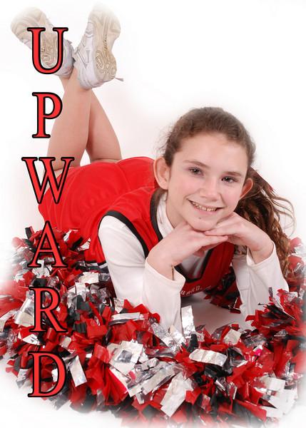 BFUMC Cheerleaders 2011